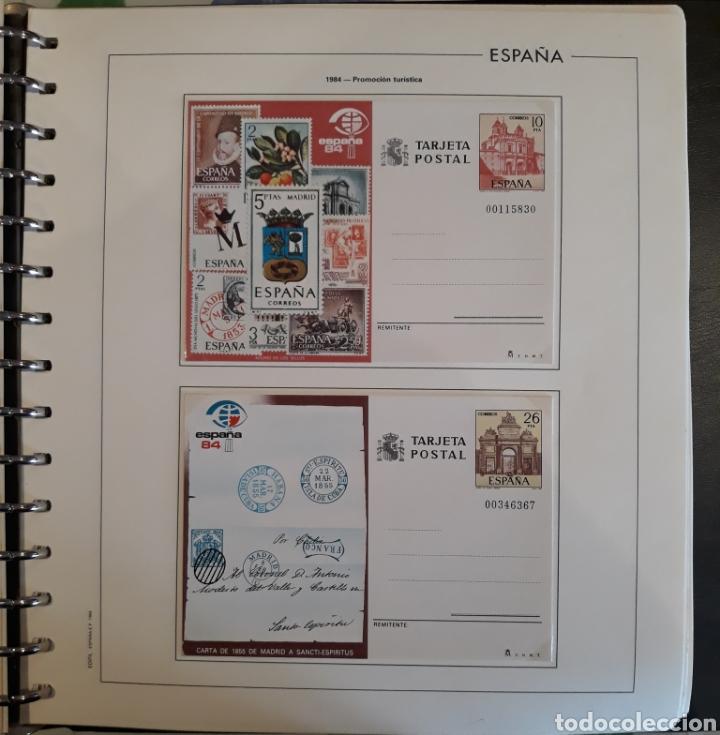 Sellos: Albun tarjetas entero postal 69 tarjetas + album - Foto 20 - 147172709