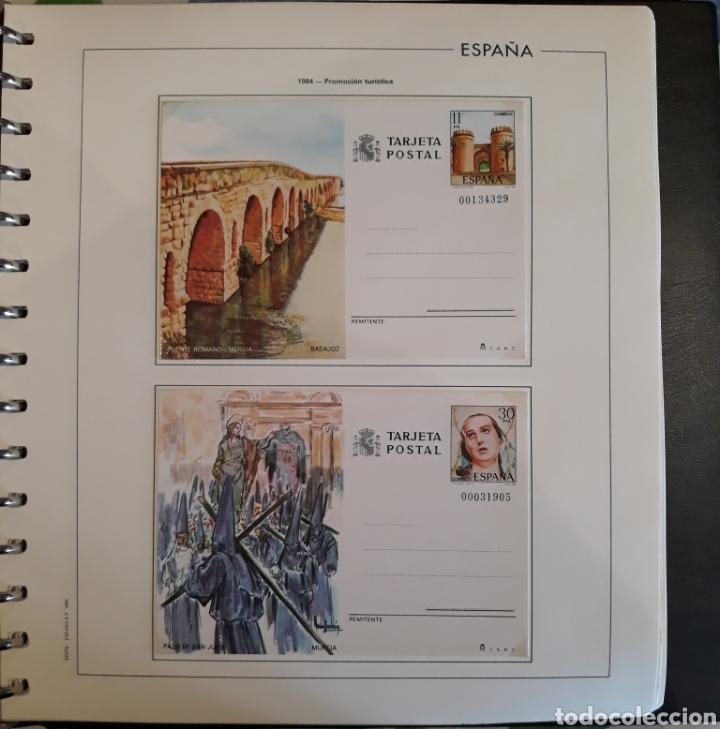 Sellos: Albun tarjetas entero postal 69 tarjetas + album - Foto 21 - 147172709