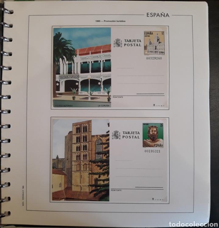 Sellos: Albun tarjetas entero postal 69 tarjetas + album - Foto 22 - 147172709