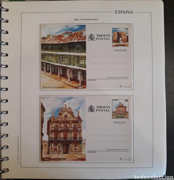 Sellos: Albun tarjetas entero postal 69 tarjetas + album - Foto 23 - 147172709