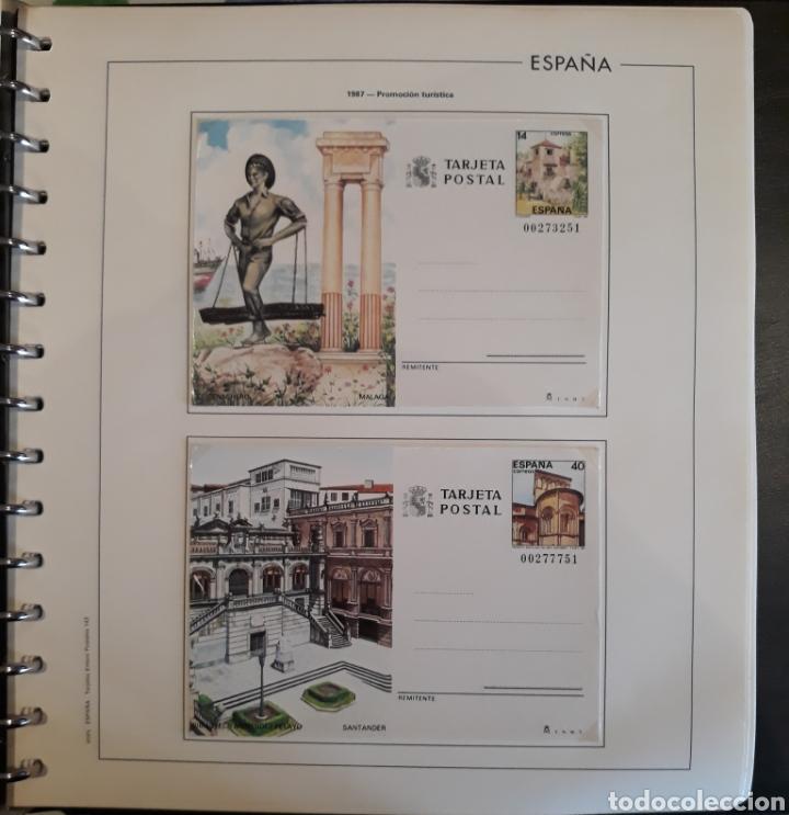 Sellos: Albun tarjetas entero postal 69 tarjetas + album - Foto 24 - 147172709