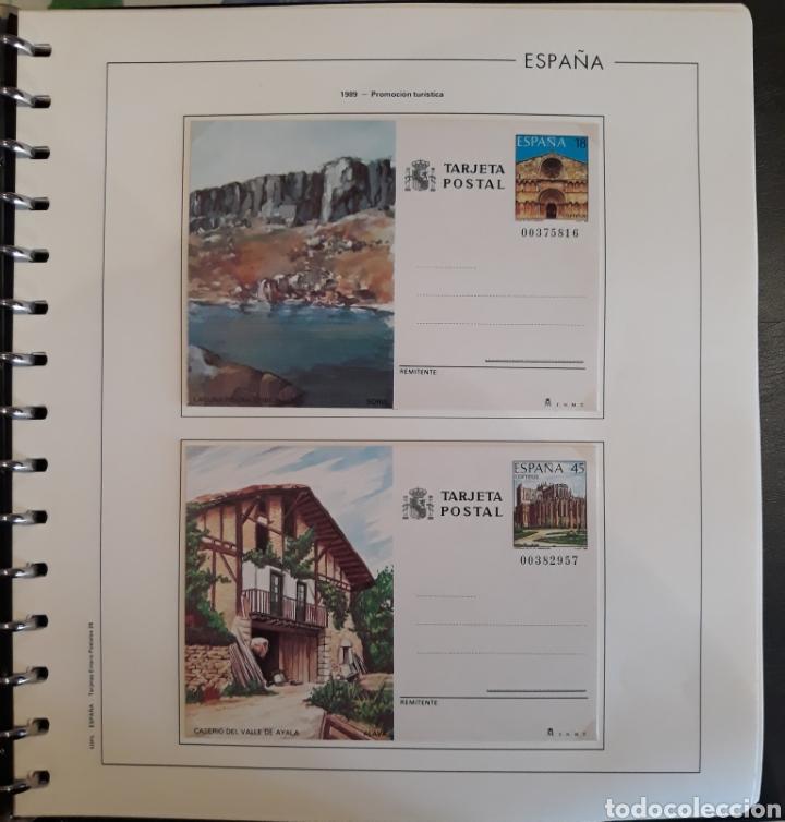 Sellos: Albun tarjetas entero postal 69 tarjetas + album - Foto 26 - 147172709