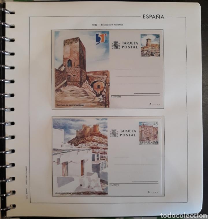 Sellos: Albun tarjetas entero postal 69 tarjetas + album - Foto 27 - 147172709