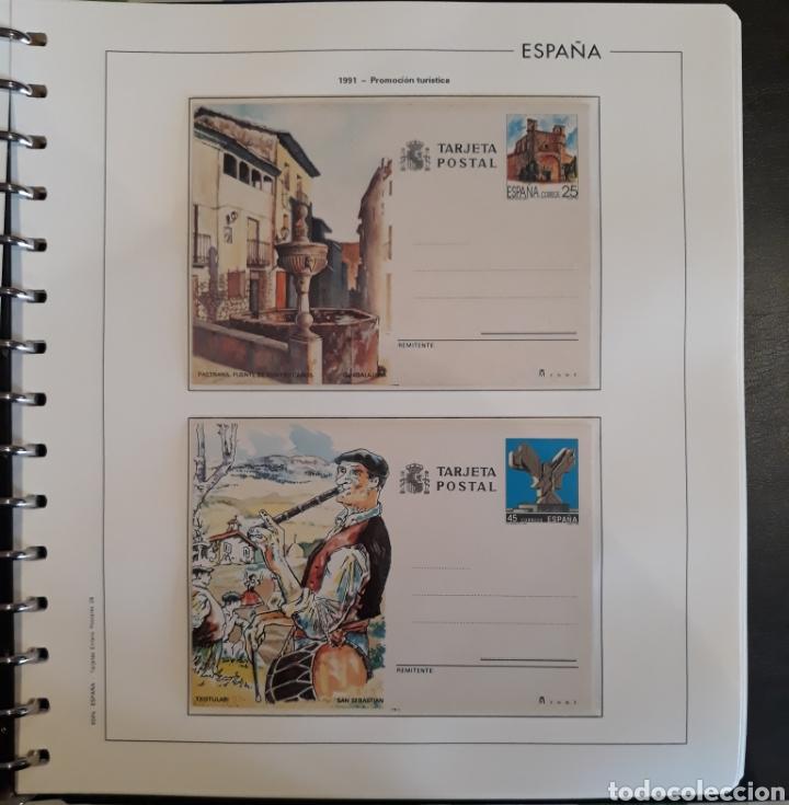 Sellos: Albun tarjetas entero postal 69 tarjetas + album - Foto 28 - 147172709
