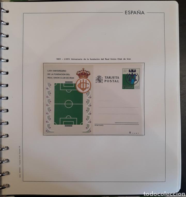 Sellos: Albun tarjetas entero postal 69 tarjetas + album - Foto 29 - 147172709