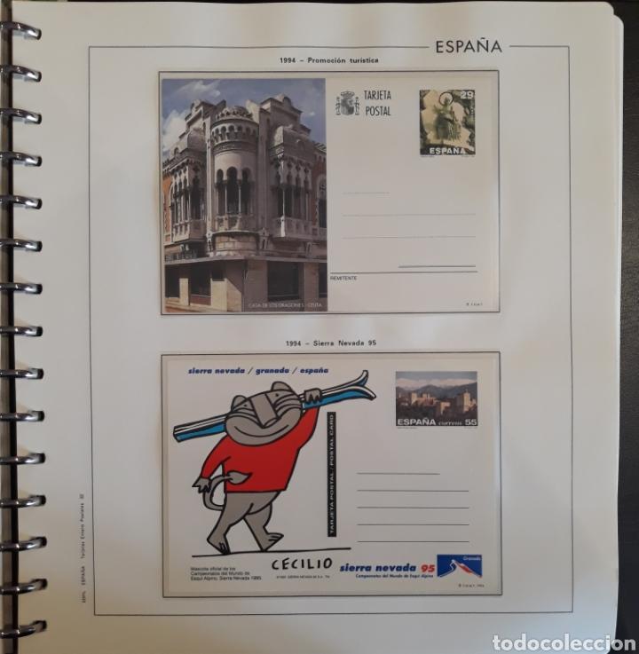Sellos: Albun tarjetas entero postal 69 tarjetas + album - Foto 32 - 147172709