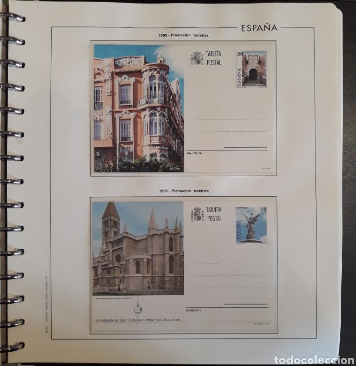 Sellos: Albun tarjetas entero postal 69 tarjetas + album - Foto 33 - 147172709