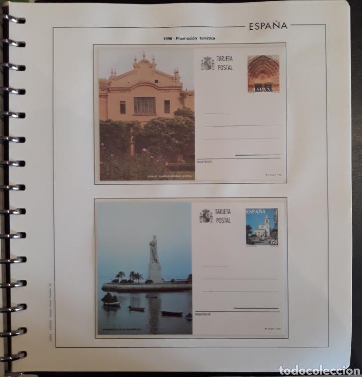 Sellos: Albun tarjetas entero postal 69 tarjetas + album - Foto 34 - 147172709