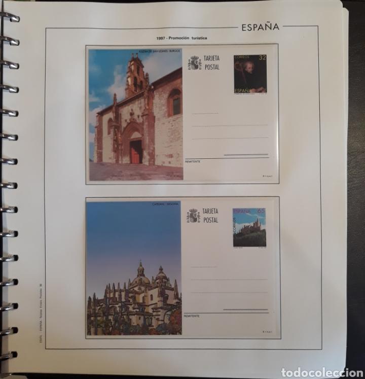 Sellos: Albun tarjetas entero postal 69 tarjetas + album - Foto 35 - 147172709