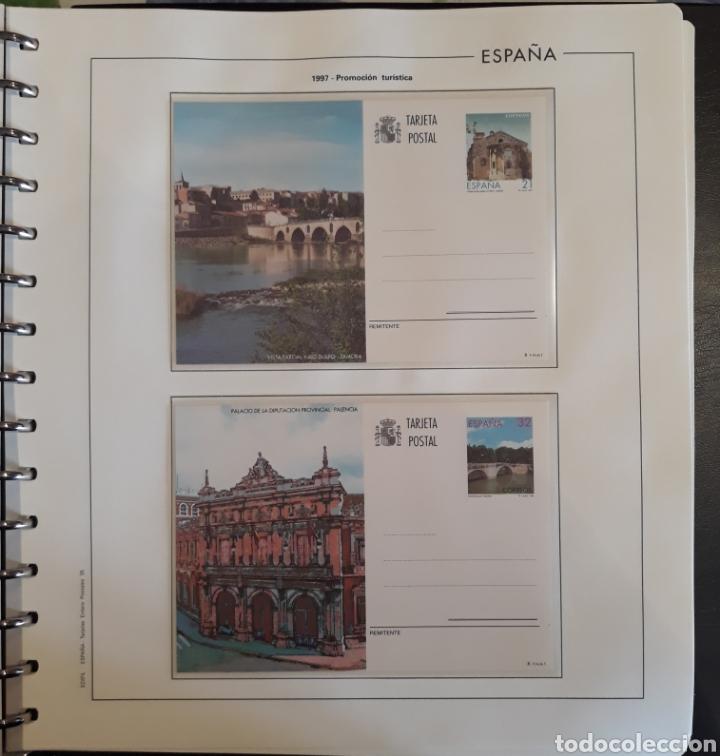 Sellos: Albun tarjetas entero postal 69 tarjetas + album - Foto 36 - 147172709