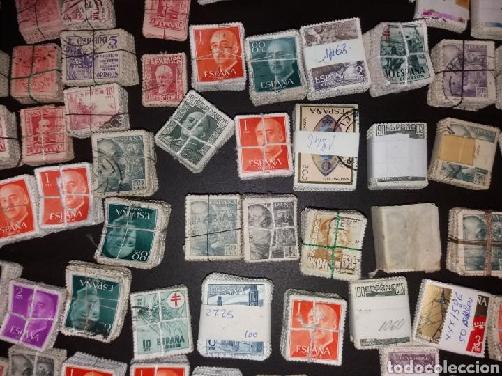 Sellos: Gran lote de sellos españoles,usados. - Foto 7 - 149687192
