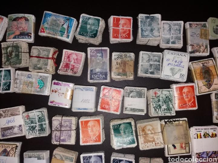 Sellos: Gran lote de sellos españoles,usados. - Foto 10 - 149687192
