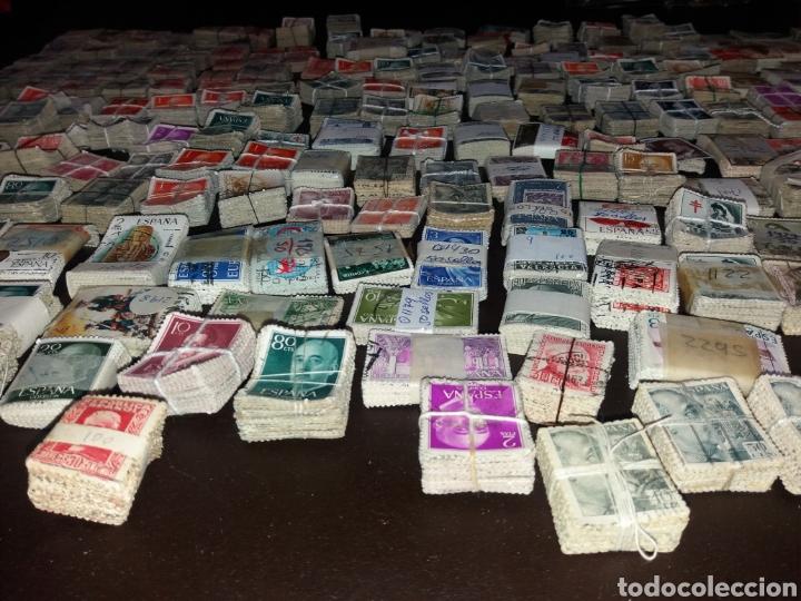 Sellos: Gran lote de sellos españoles,usados. - Foto 18 - 149687192