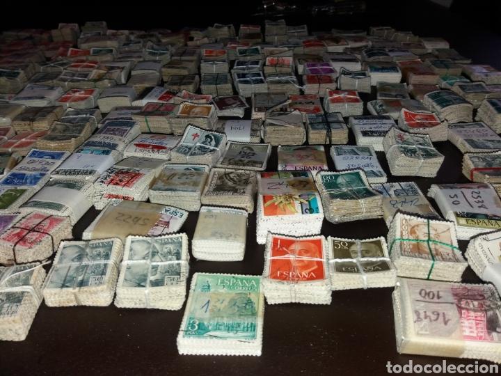 Sellos: Gran lote de sellos españoles,usados. - Foto 19 - 149687192