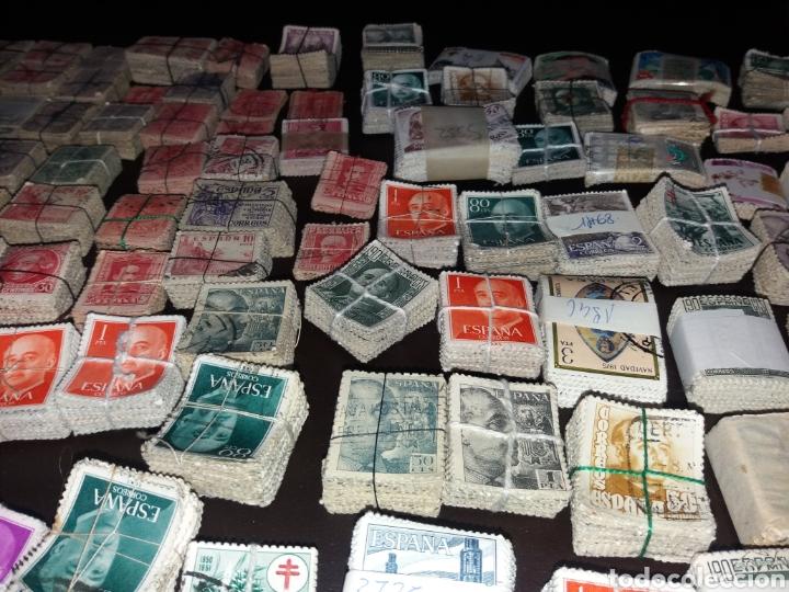 Sellos: Gran lote de sellos españoles,usados. - Foto 22 - 149687192