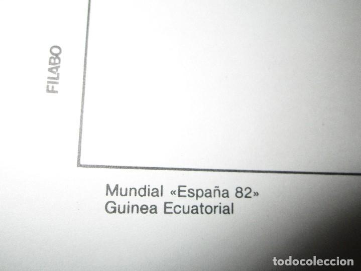 Sellos: 3 tomos ALBUM SELLOS completo MUNDIAL FUTBOL 82 TOMO 1 .2 Y 3 COMPLETO FILABO BUENA CONSERVACION - Foto 25 - 134025674