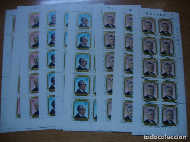 Sellos: TEM EUROPA AÑO 1980 BLOQUE DE 4 Y MAS VER FOTOS Y DESCRIPCION - Foto 5 - 154991890