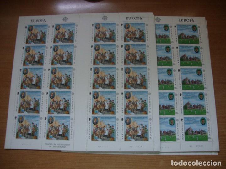 Sellos: TEM EUROPA AÑO 1980 BLOQUE DE 4 Y MAS VER FOTOS Y DESCRIPCION - Foto 11 - 154991890