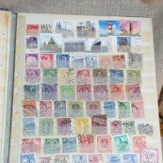 Sellos: LOTE DE 1048 SELLO INTERNACIONAL VARIOS PAISES Y EPOCAS, EN CLASIFICADOR. Lote 155584806