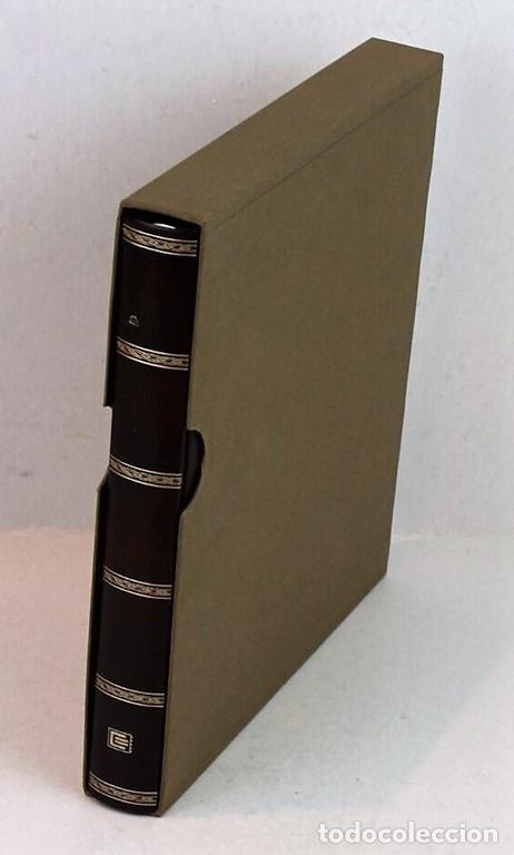ÁLBUM HOJAS EDIFIL CON FILOESTUCHE,BLOQUE DE 4,1974-1976, TODOS LOS SELLOS EXCEPTO HOJAS BLOQUE (Sellos - Colecciones y Lotes de Conjunto)