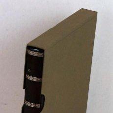 Briefmarken - Álbum con sellos en bloque de 4 sobre hojas edifil con filoestuche,1974-1976, faltan hojas bloque - 155779946