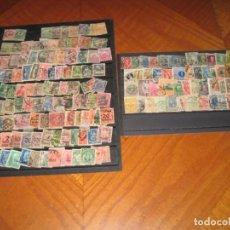 Sellos: 155 SELLOS DIFERENTES HASTA EL AÑO 1930. VER DESCRIPCIÓN.. Lote 156366450