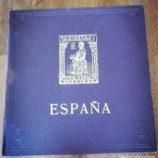 Francobolli: ALBUM SELLOS NUEVOS ESPAÑA 1963 - 1980 (121 PÁGINAS - APROX. 1000 SELLOS!). Lote 156988266