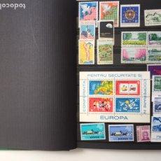 Briefmarken - Lote clasificador Sellos nuevos en series Destaca Europa - 157839798