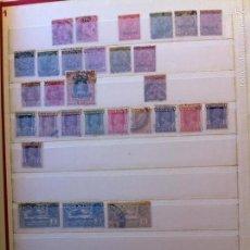 Briefmarken - Lote sellos clasificador India,dahomey - 157857153