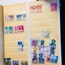 Sellos - Lote sellos en clasificador mundial destaca España - 157876238