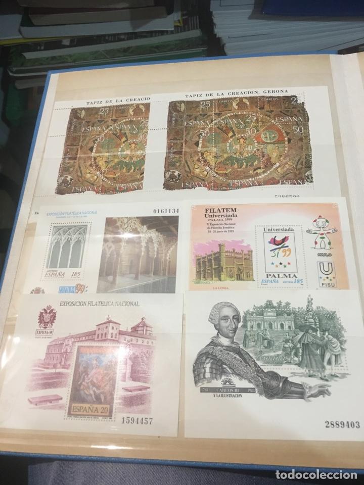 Sellos: Colección de 87 hojas bloque de españa Guinea Alemania y holanda - Foto 14 - 158795048
