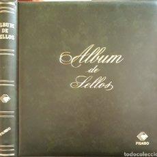 Sellos: ALBUM SOBRES ENTERO POSTAL 15 HOJAS NUMERADAS COMPLETAS 1999. Lote 159537564
