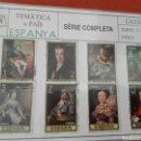 Sellos: SERIE COMPLETA ESPAÑA. Lote 163950777