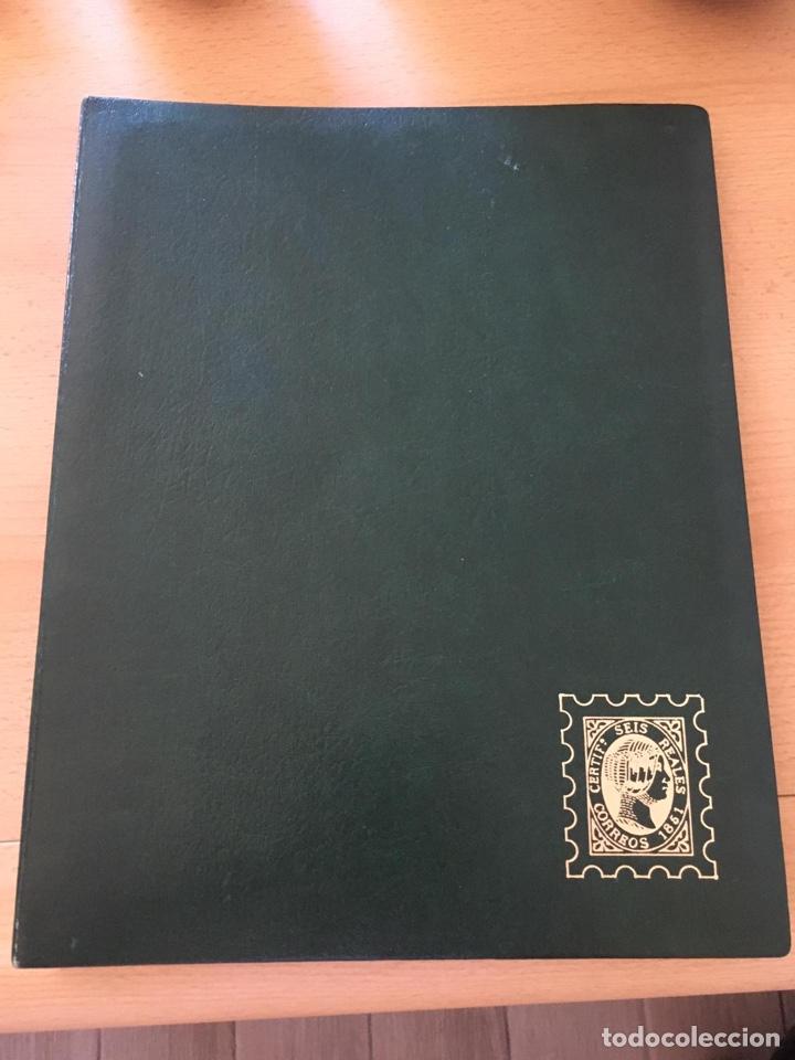 ÁLBUM SELLOS ESPAÑA (Sellos - Colecciones y Lotes de Conjunto)
