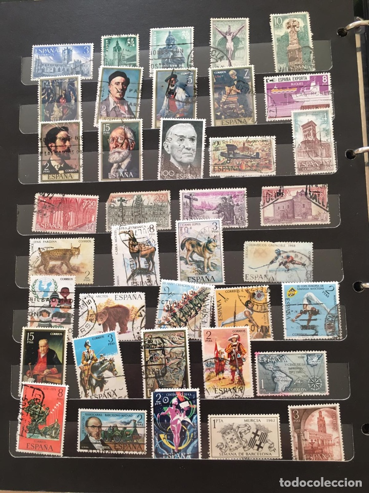 Sellos: Álbum sellos España - Foto 7 - 164945142