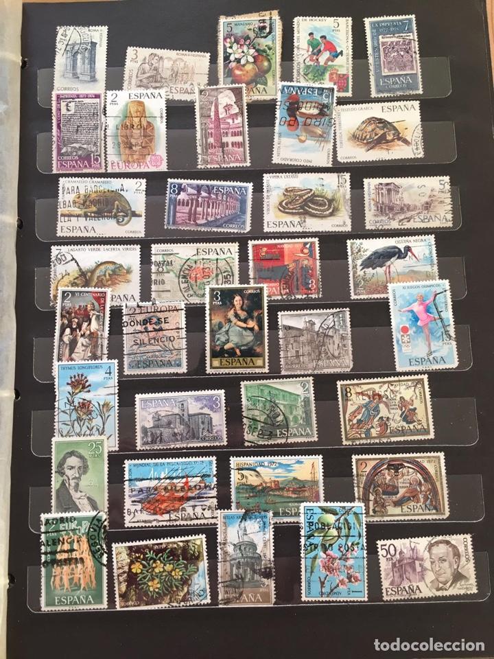Sellos: Álbum sellos España - Foto 8 - 164945142