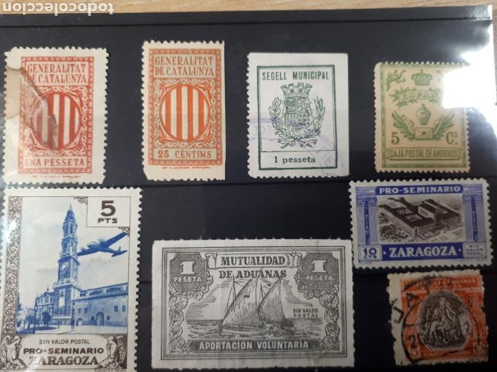 LOTE DE INTERESANTES SELLOS LOTE Nº61 (Sellos - Colecciones y Lotes de Conjunto)