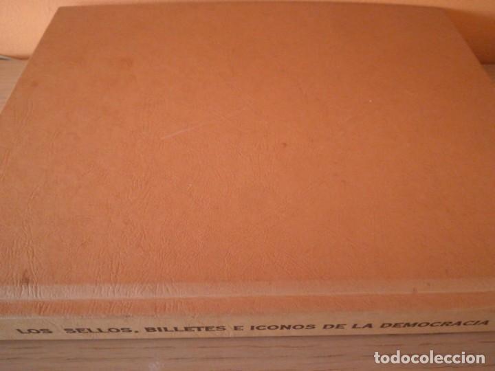 Sellos: LOS SELLOS, BILLETES E ICONOS DE LA DEMOCRACIA. ( incompleto) - Foto 4 - 166448506
