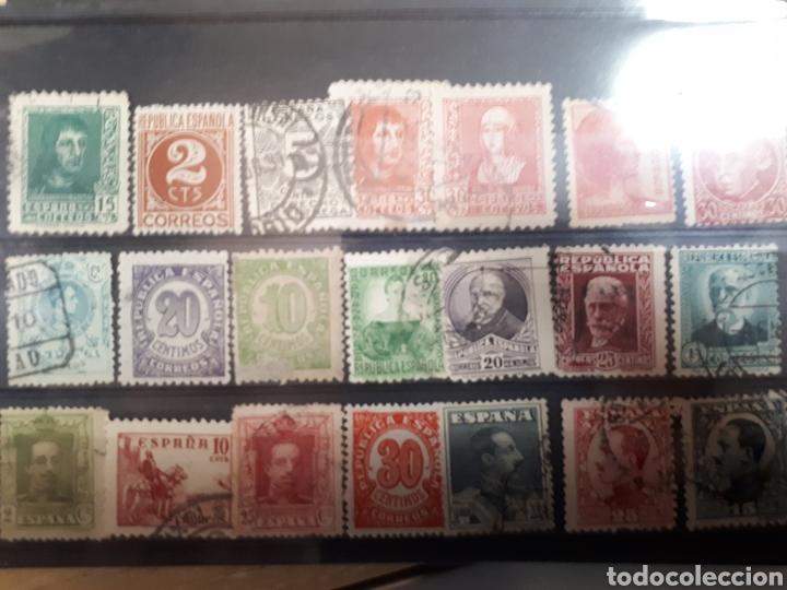 LOTE VARIADO ESPAÑA LOTE N. 315 (Sellos - Colecciones y Lotes de Conjunto)