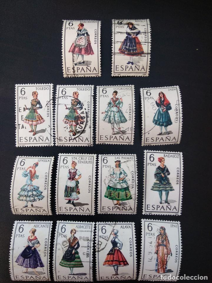 Sellos: Lote nº 1 de distintos sellos de colección - Foto 4 - 171447359