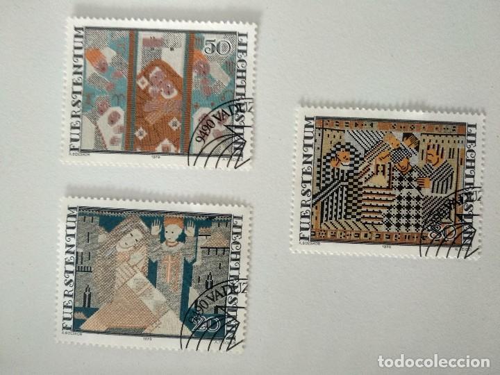 Sellos: Lote nº 1 de distintos sellos de colección - Foto 5 - 171447359