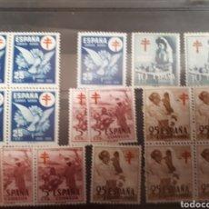 Francobolli: LOTE DE SELLOS NUEVOS ESPAÑA LOT.N.711. Lote 171812077