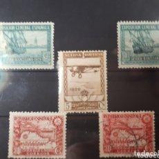 Sellos: SELLOS DE ESPAÑA AÑO 1929 EDIF.434-448-694 LOT.N.851. Lote 172252830