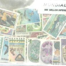 Sellos: LOTE 500 SELLOS. Lote 173547799