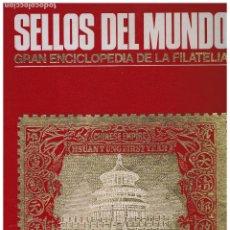 Sellos: ALBUM CON SELLOS DEL MUNDO EDITADO POR URBION TOMO 1. Lote 177596784