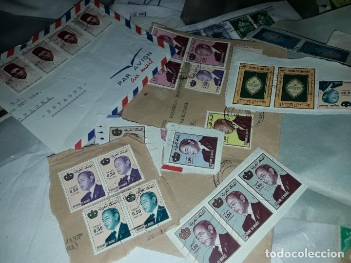 Sellos: Magnífico gran lote de mas 10.000 sellos de todo Mundo nuevos y usados - Foto 8 - 178196537