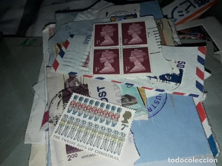 Sellos: Magnífico gran lote de mas 10.000 sellos de todo Mundo nuevos y usados - Foto 9 - 178196537