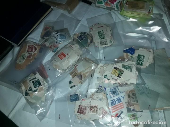 Sellos: Magnífico gran lote de mas 10.000 sellos de todo Mundo nuevos y usados - Foto 10 - 178196537