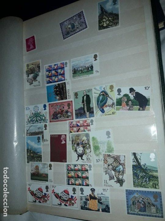 Sellos: Magnífico gran lote de mas 10.000 sellos de todo Mundo nuevos y usados - Foto 14 - 178196537