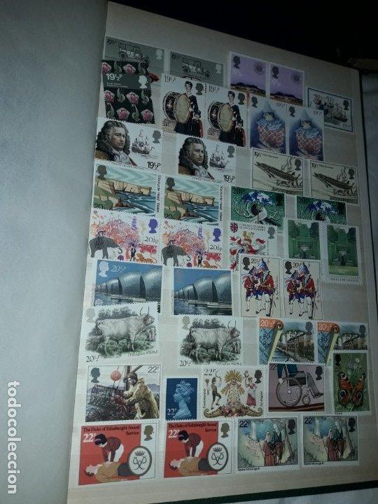 Sellos: Magnífico gran lote de mas 10.000 sellos de todo Mundo nuevos y usados - Foto 16 - 178196537